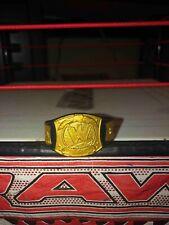 WWE Heavyweight WWF Title Belt Action Figure Mattel