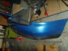 AUDI A4 Avant Estate B5 94-01 LY5T Kingfisher Blu PARAURTI POSTERIORE