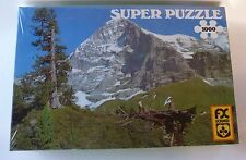 Schmid EIGER-NORDWAND Mountain Jigsaw Super Puzzle 1000 Pieces NEW Shrinkwrapped