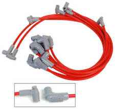 MSD 31359 SUPER CONDUCTOR SPARK PLUG WIRE SET, SMALL BLOCK CHEVY 350 HEI