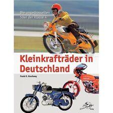 Kleinkrafträder in Deutschland - Die ungedrosselten 50er der Klasse 4