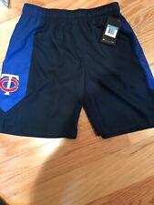 Nike MLB Baseball Minnesota Twins Player Training Short Size M BNwT 903469-419