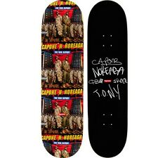 SUPREME The War Report Skateboard Black 8.625 x 32 Capone N Noreaga F/W 16