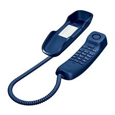 TELEFONO CABLE GIGASET-SIEMENS DA-210 AZUL
