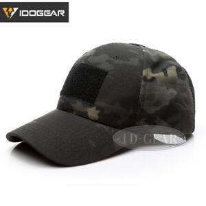 IDOGEAR Airsoft Baseball Cap Sun Hats Outdoor Headwear Operator Hunting Tactical