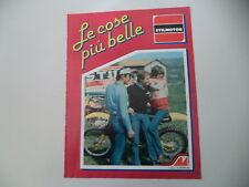 advertising Pubblicità 1979 STILMOTOR e MOTO ANCILLOTTI