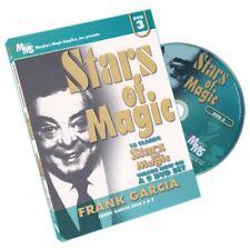 STARS OF MAGIC - DVD 3 - FRANK GARCIA - NEW!