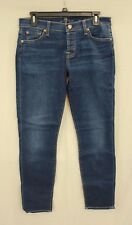 NWOT 7 FOR ALL MANKIND JOSEFINA SKINNY BOYFRIEND STRETCH JEANS NEW SIZE 26