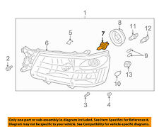 SUBARU OEM 04-05 Forester-Headlight Headlamp Bulb 84920SA000