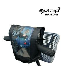 MOBILITY SCOOTER CONTROL PANEL / TILLER COVER BRAND NEW FROM vtarp ®  U.K  BRAND