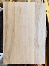 "Swamp Ash Bass/guitar blank kiln dried 22 ""x 15"" x  1.78"" sanded Soft Texture"