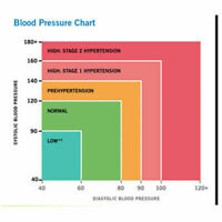 14patch High Blood Pressure Plaster Herbal Hypertension Clean Patch Blood V  NEW