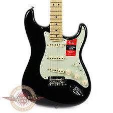 Brand New Fender American Professional Stratocaster Maple Fretboard Black Demo
