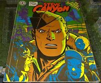 Milton Caniff's Steve Canyon #13 96 page special Kitchen Sink Comix