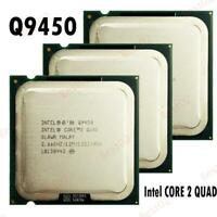 Intel Core 2 Quad Q9450 2.6 GHz Quad-Core CPU Processor 12M 95W 1333 LGA 775 BT2
