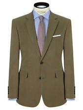 John Lewis Silk and Linen Suit Jacket, Mink UK Size 36R RRP £165 BNWT