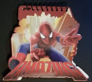 Marvel The Amazing Spider-Man 2 Memo Pad 48 Sheets New 2014