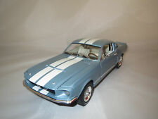Ertl/American Muscle  Ford  Mustang  G.T.500  (hellblau) 1:18  ohne Verpackung !