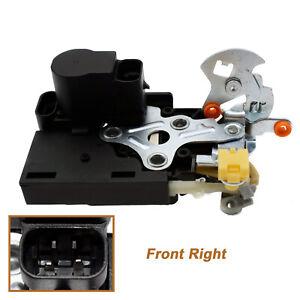 Front Right Door Lock Actuator For 1999-2007  Silverado Sierra 15110642,16872414