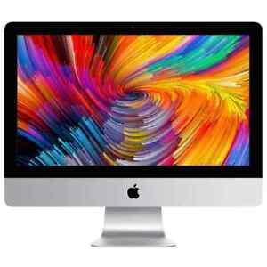 Apple iMac - 21.5 Inch - 2.3 GHZ - i5 - 1TB SSD - 8GB  - Mid 2017 - Grade A