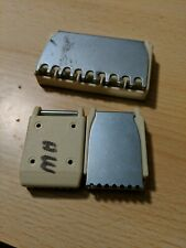 Lot of 3 Claw Knitting Machine Weights - Preowned - 2 Small and One Large