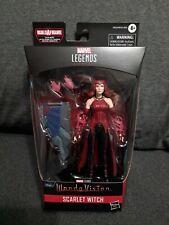 ? Marvel Legends WandaVision Scarlet Witch Action Figure BAF NIH