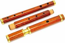 "IRISH D FLUTE Professional Tunable with Hard Case 26"" Length"