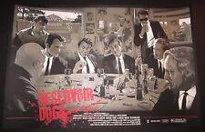 Reservoir Dogs LE Print Poster Vance Kelly Mondo artist Quentin Tarantino x/222