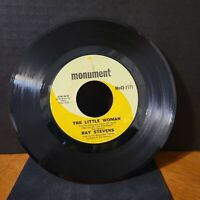 """Ray Stevens - Have A Little Talk With Myself / The Little Woman 45rpm 7"""" Single"""
