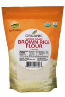 McCabe USDA ORGANIC Brown Rice Flour, 1-Pound