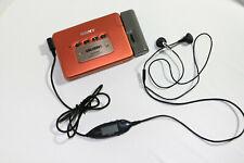 SONY walkman cassette player WM-EX808 working