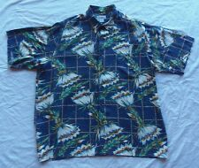 REYN SPOONER HAWAIIAN SHIRT **LIMITED EDITION MADE FOR STATERS DEPT. STORE** XXL