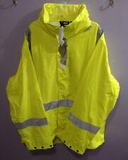 Men's Helly Hansen High Visibility Jacket Size XL HH Workwear Parka - NWT