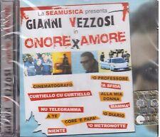 Gianni Vezzosi: Biografia - CD