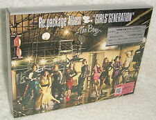 Girls' Generation Re: package Album The Boys Japan Ltd CD+DVD+36P (Repackage)