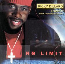 New G, Dillard, Ricky: No Limit  Audio Cassette