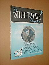THE SHORT WAVE MAGAZINE. RADIO, WIRELESS MAGAZINE. JUNE 1952