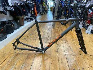 Genesis cda gravel frame medium