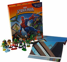 Original (Unopened) Spider-Man Action Figure Playsets