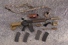 1/6 Scale SOLDIER STORY Marine Raiders MSOT MK18 MOD1 Rifle Accessories set