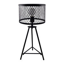 NEW Metal Grid Shade Table Lamp [RM-IT007]