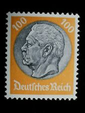 D.R., Mi. 495, HINDENBURG, feinst postfrisch, KW 180,-