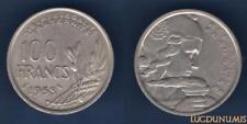 IV République, 1947-1959 - 100 Francs Cochet 1958 Chouette TTB +