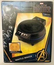 New! Marvel Comics Avengers Black Panther 7� Waffle Maker Iron!