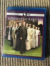 Downton Abbey - Season 1 (Blu-Ray, 2-Disc Set) ORIGINAL UK EDITION PBS