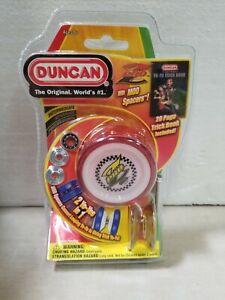 Duncan Pro Z White Red Yo Yo Mod Spacers with Trick Book