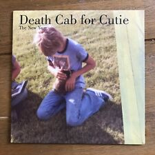 "Death Cab For Cutie - The New Year 7"" Vinyl"