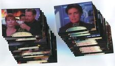 Babylon 5 1998 Season 5 Complete 81 Card Set! Nm/M