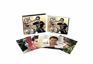 CLIFF RICHARD JUST FABULOUS best of ROCK N ROLL DELUXE CD Gift SET Greatest Hits