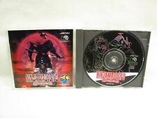 NINJA MASTERS Item Ref/216 NEO GEO CD SNK Japan Game nc